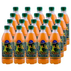 Ostlers Award Winning Organic Apple Cider Vinegar ACV with Mother Cloudy 20x1L