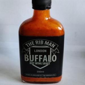Buffalo hot wing sauce